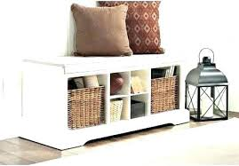 bench with shelf. Decor Bench White Entryway Furniture And Shelf Set Storage Captivating In Interior With