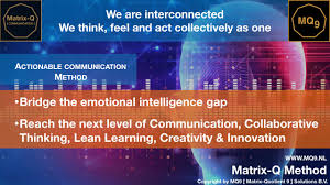 Design To Learn Communication Matrix Matrix Q Effective Communication Program