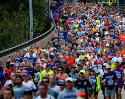 york marathon. shalane flanagan, geoffrey kamworor win tcs new york city marathon
