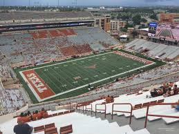 Ut Football Seating Chart Dkr Texas Memorial Stadium Section 109 Rateyourseats Com