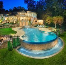 backyard infinity pools. Best 25 Infinity Pool Backyard Ideas On Pinterest Pools I