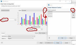 How To Create A Bar Chart In Jasper Studio Stack Overflow