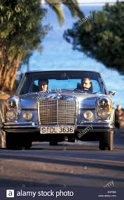 Car, Mercedes Benz 300 SEL 6.3, vintage car, old car, model year ...