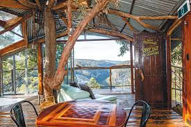 The Mouses House Guest House  Springbrook Mountain Australia Treehouse Accommodation Nsw