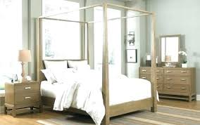 Black Wood Canopy Bed Canopy Beds Wooden Wooden Canopy Bed Frame ...