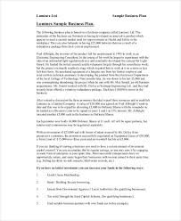 Business Proposal Sample Template [PDF WORD EXCEL] Business Stunning Business Proposal Sample Format