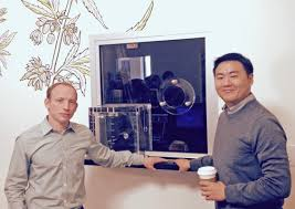 no marijuana to sell yet but dispensary opens doors anyway zachary zises and paul lee owners of chicago s first marijuana dispensary are shown at