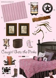 High Quality New Take On A Cowgirl Room Full Of Pinks, Horses And Boots. (Because