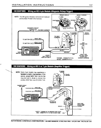 msd 8860 wiring harness diagram gm wiring library hei wiring diagram for stealth gm distributor diagram