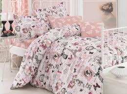 madame pink single xl quilt cover set de 143epj78407 pink white black grey