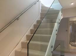 glass stair barade windsor