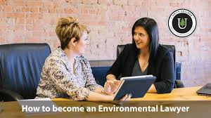 Environmental Lawyer - Unity College