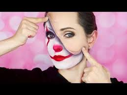 pennywise the clown it makeup tutorial xtra 30 2017