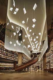 Bookshop Design Ideas Tomoko Ikegai Designs A Bookstore In Xian China Wallpaper