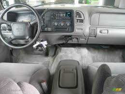 1999 Chevrolet Suburban K1500 LS 4x4 Gray Dashboard Photo ...