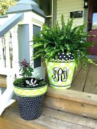 outdoor plant pots extra large terracotta pots designs painted clay pots these are awesome pots large outdoor plant pots