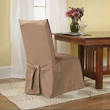 This favorite fabric is available in our greatest array of colors to accommodate any decorating style. Sure Fit Duck Supreme Cotton Dining Room Chair Slipcover Bed Bath Beyond