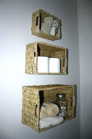 towel basket for bathroom towel basket for bathroom wall mounted basket bathroom storage my homemade home bathroom storage baskets bath bath towel gift
