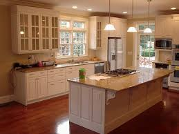 Painted Unfinished Kitchen Cabinets Unfinished Kitchen Cabinets