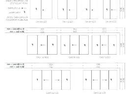 Commercial Garage Door Size Chart Garage Door Sizing Chart Elijahhomeremodeling Co