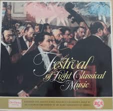 Reader S Digest Festival Of Light Classical Music