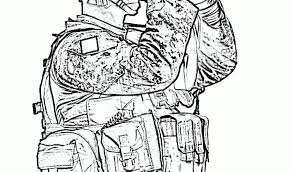 Singular Soldier Coloring Pages Page Free Library Lego Winter To