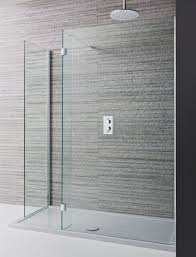 Design Double Sided Walk In Shower Enclosure in Frameless Luxury bathrooms  UK, Crosswater Holdings
