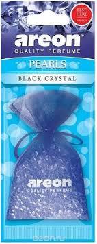 Купить <b>Автомобильный ароматизатор Areon Pearls</b> Black Crystall ...