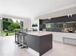We specialize in supplying and fitting of world renowned, superior quality kitchens, wardrobes, bathrooms, tiles and appliances brands for small, medium and large scale projects. 20 Astounding Grey Kitchen Designs Home Design Lover