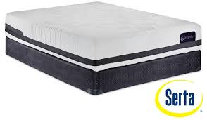 queen mattress and box spring. Serta IComfort Eco Peacefulness Plush Queen Mattress And Boxspring Set Box Spring N