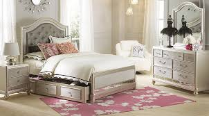 silver full size bedroom sets