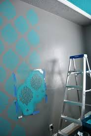 wall stencils for painting simply stencil wall in bedroom wall painting stencils free