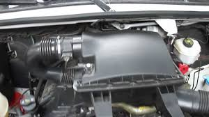 mercedes dodge sprinter air filter replacement mercedes dodge sprinter air filter replacement