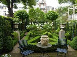 Small Picture Garden Design Ideas Long Narrow Gardens Best Garden Reference