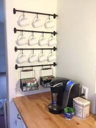 coffee mug display shelf coffee mugs and k cup holder with organizer coffee mug display shelf coffee mug display shelf