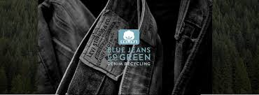 where to recycle your jeans