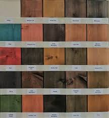 Liberon Palette Wood Dye Colour Chart Water Based Interior Wood Stain Dye 80 Colours Ready To