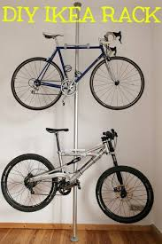 Bike hanger for apartment Garage 15 Amazing Bike Storage Ideas For The Small Apartment Within Hanger Remodel Nepinetworkorg 20 Minimalist Bike Storage Ideas For Tiny Apartments Pictures