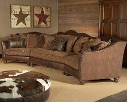 curved leather couch curved sofa36
