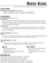 Summer Internship Resume Resume With Internship Thrifdecorblog Com