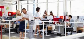 Open floor office Cons Are Open Floor Plans Killing Productivity In Your Office Built In Chicago Are Open Floor Plans Killing Productivity In Your Office Inccom