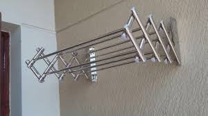 wall hangers in coimbatore wall hangers rust proof stainless steel with oval pipe side assembly wall hangers wall mounting at your convenient height