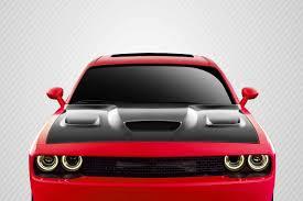 Creations 112475   Dodge Challenger Carbon Creations Hellcat Look ...