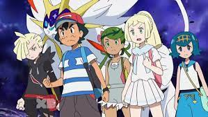 Pokemon sun and moon ultra legends ep 10 - Dailymotion Video