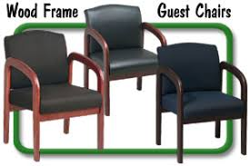 office furniture guest chairs. Home Office Furniture Guest Wood Arm Chairs
