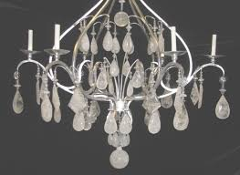 ch02 c large rock crystal silver leafed hand forged wrought iron 6 throughout hand forged