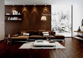 Brauntone Wandfarbe Innenfarbe In Braun Hellbraun Streichen Alpina