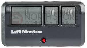 liftmaster garage door opener remote. Brilliant Garage Liftmaster 893MAX 3 Button Visor Remote Control Garage Door Opener Inside O