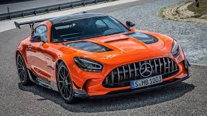 Despite sharing its exact powertrain with the regular gt r, it's much faster on track. New Mercedes Amg Gt Black Series To Cost From 335 000 Evo