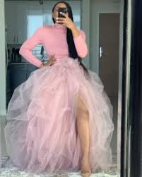 Tutu dress for women, Long Skirt, tulle skirts Sk78 [Video] [Video] | Pink  tulle skirt outfit, Diy tulle skirt, Tulle dress diy
